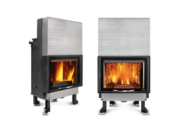 La Nordica Super Junior, La Nordica TermoCamino WF25 X D.S.A